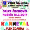 Jozefovský karneval na snehu 18.3.2018.
